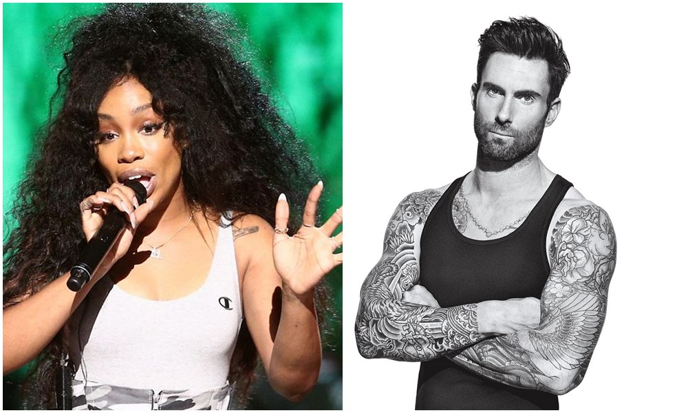 SZA & Maroon 5 Collab On 'What Lovers Do'