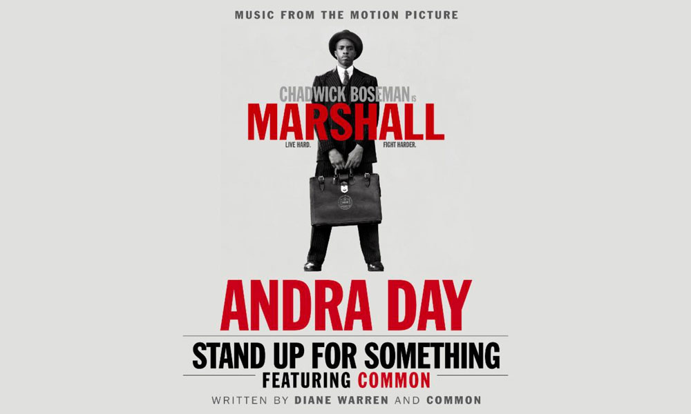 Andra Day – Stand Up For Something Ft. Common