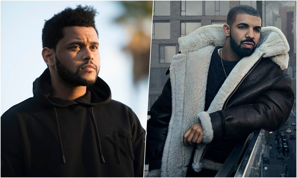 drake-the-weeknd-collab-project