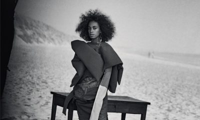 Solange Knowles for AnOther Magazine