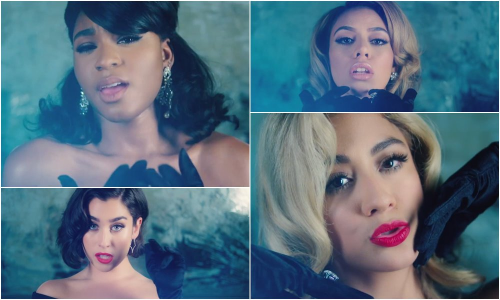 Fifth Harmony 'Deliver' Glamorous New Video