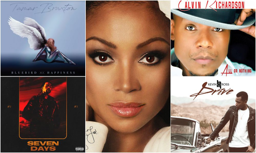 NEW RELEASES: Tamar Braxton, Chante Moore, PARTYNEXTDOOR, Kevin Ross & Calvin Richardson