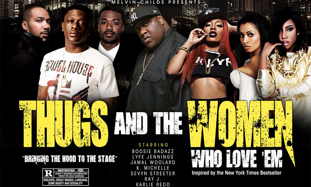 "K. Michelle, Lyfe Jennings, Sevyn Streeter, More Tapped For ""Thugs and The Women Who Love 'Em"""