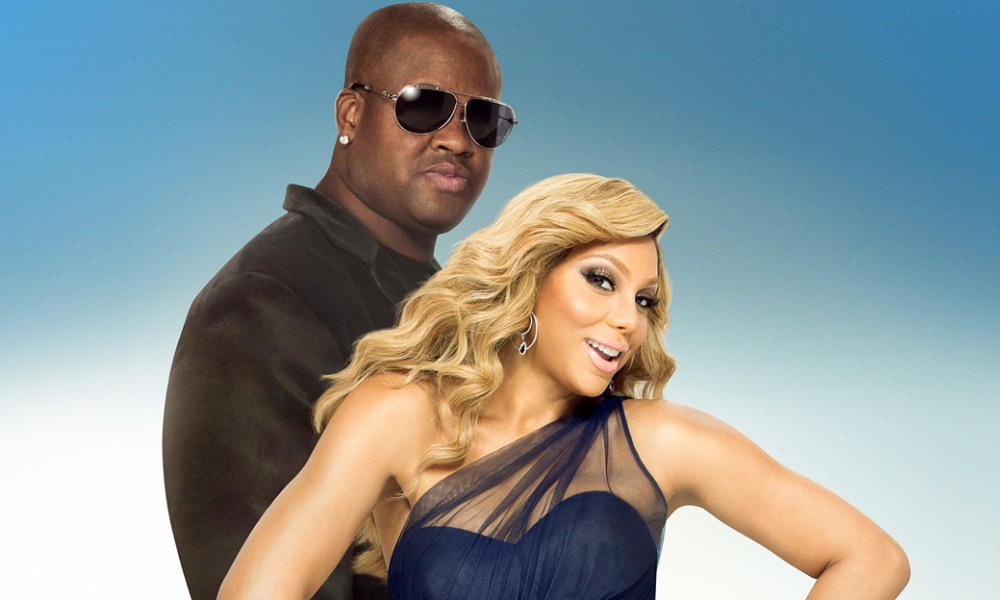Tamar Braxton Files For Divorce From Vincent Herbert and She Wants Full Custody Of Her Son