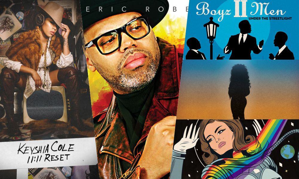 NEW RELEASES: Keyshia Cole, Boyz II Men, Eric Roberson, Snoh Aalegra, and H.E.R. (Stream)