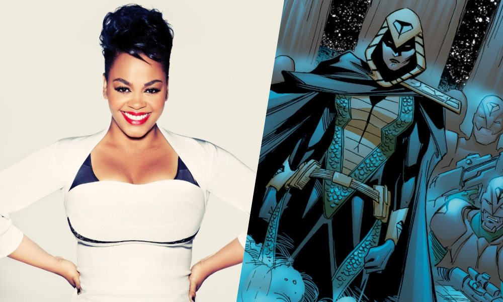Jill Scott Joins The CW's Upcoming Series, 'Black Lightning'