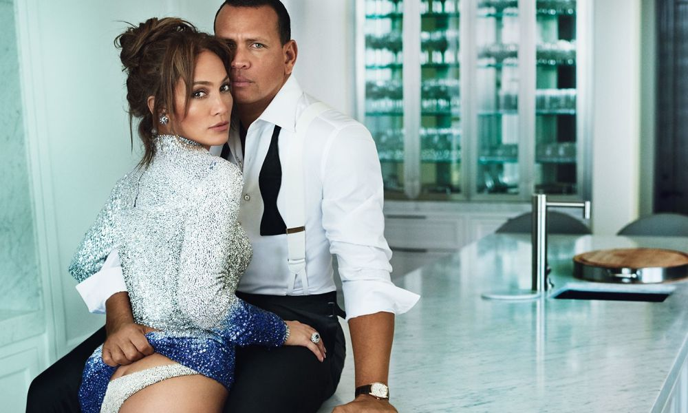 Jennifer Lopez and A-Rod Talk First Date, Love, More in Sexy Cover Story For Vanity Fair