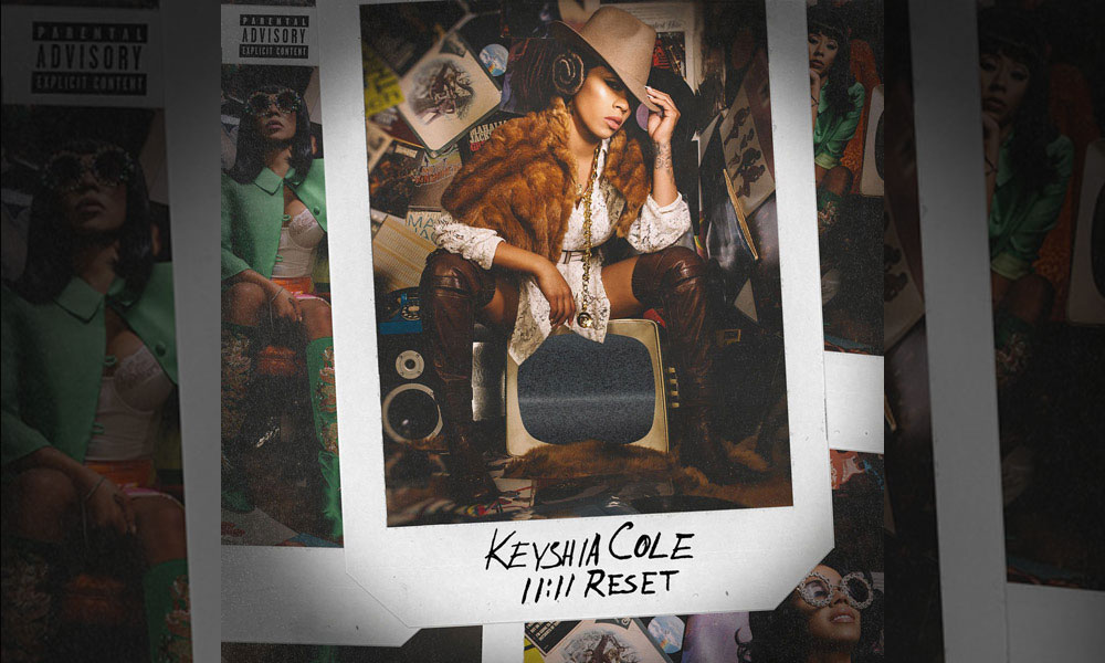 "Keyshia Cole Wants to Open Her ""Vault"" For a Deserving Man"