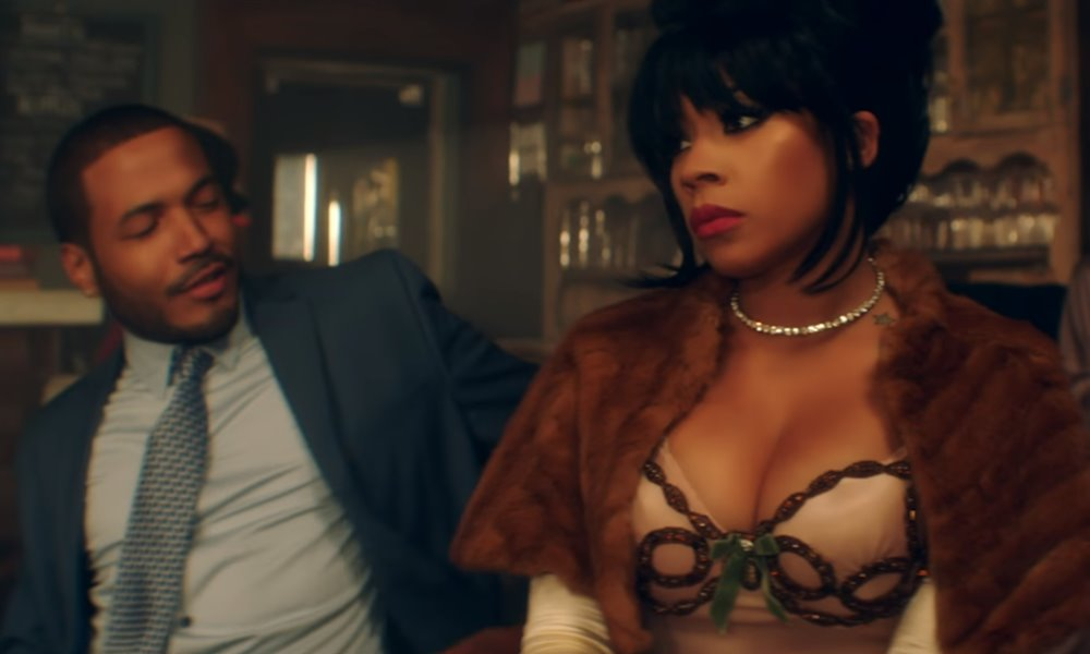 "Keyshia Cole Gets Her Cheating Man Back in ""Incapable"" Video"