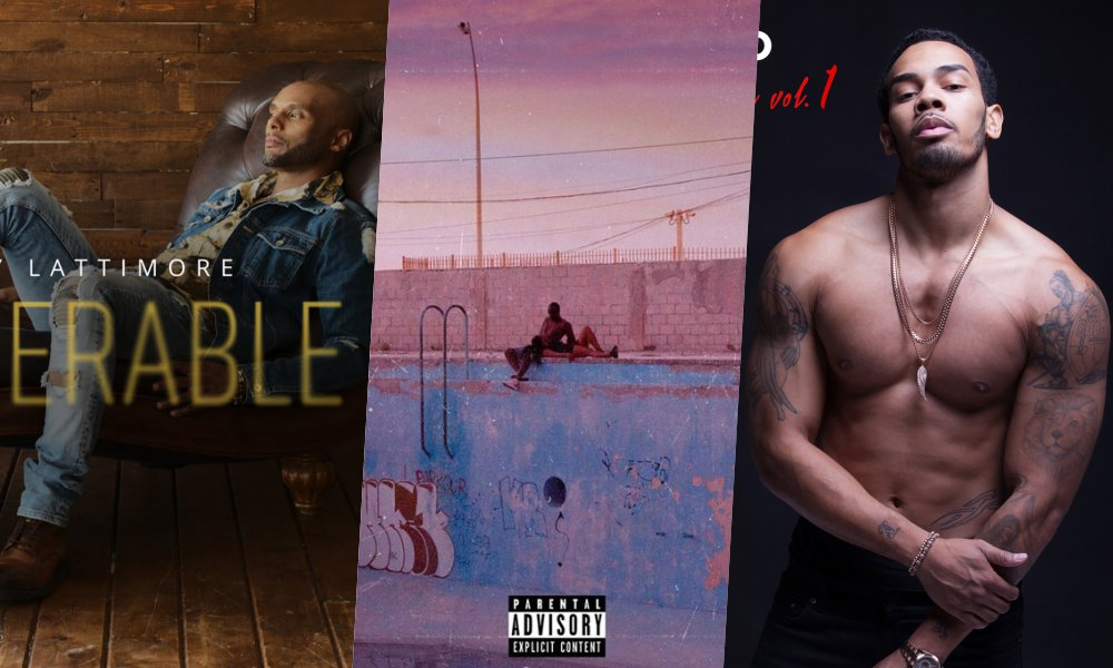 NEW RELEASES: Kenny Lattimore 'Vulnerable', DVSN 'Morning After,' and JR Castro 'Sexpectations Vol. 1'