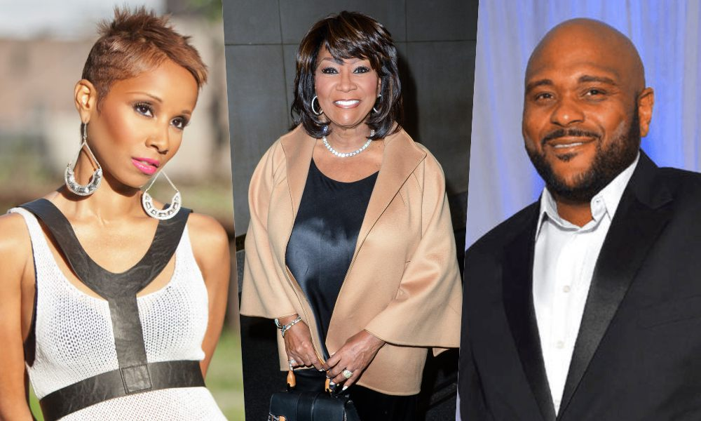 Patti LaBelle Taps Vivian Green, Ruben Studdard, & More For 'Friends' Holiday Album