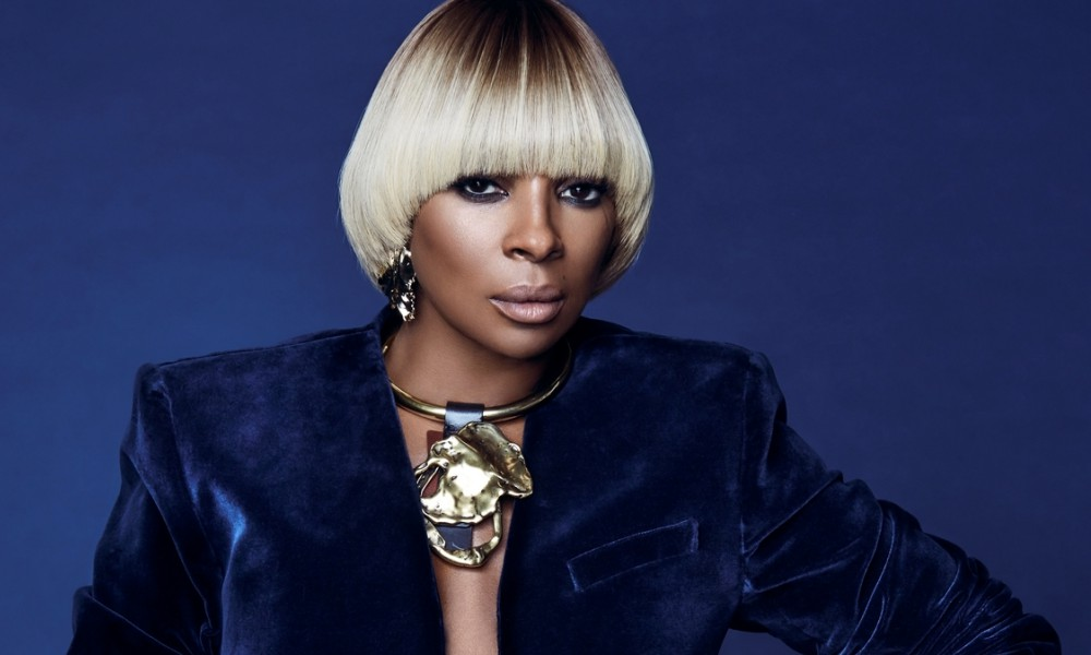 Mary J. Blige – Mighty River