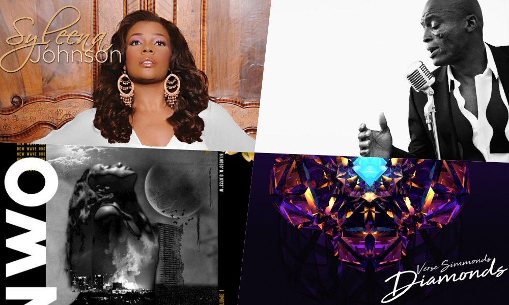 NEW RELEASES: Syleena Johnson, Seal, Taliwhoah, and Verse Simmonds