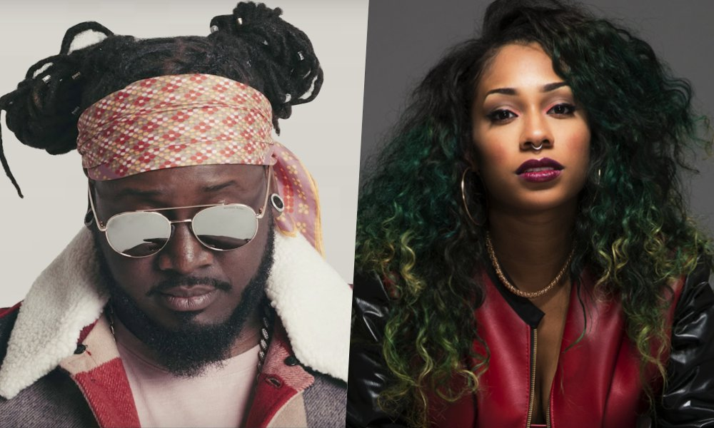 "T-Pain – ""Textin' My Ex"" Ft. Tiffany Evans"