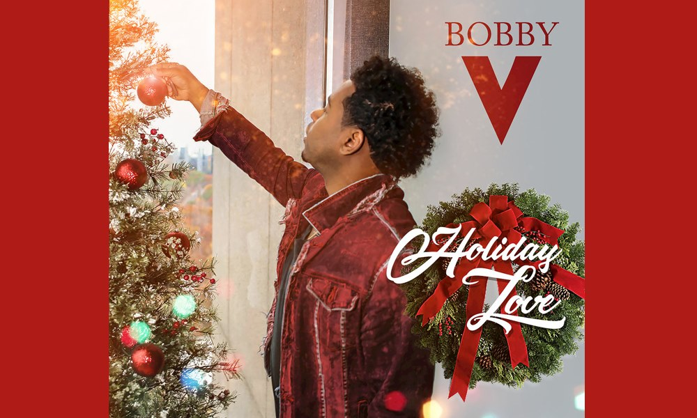 Christmas Music: Bobby V – Holiday Love