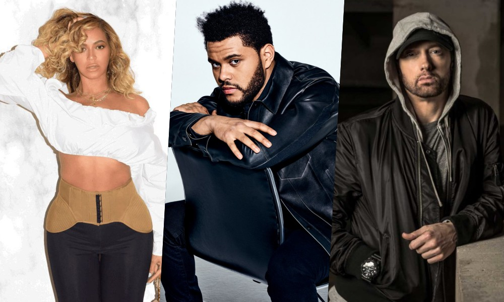 Report: Beyonce, The Weeknd, and Eminem to Headline Coachella