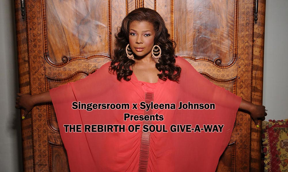 "WIN Tickets to See Syleena Johnson on The ""Rebirth Of Soul Tour"""