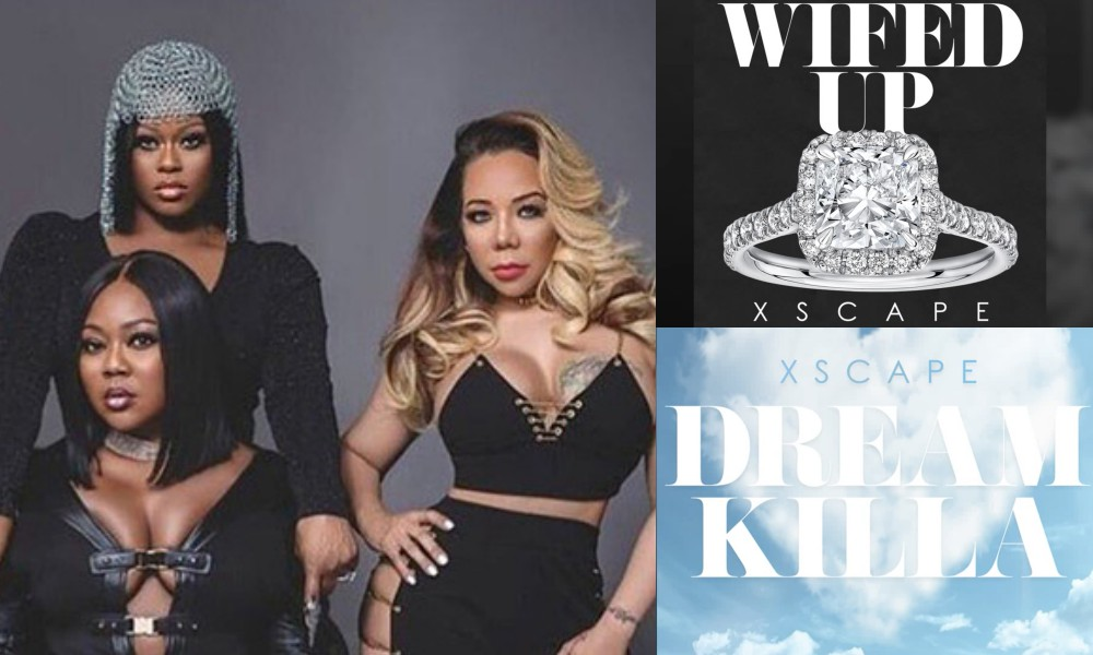 "Xscape Release New Singles ""Wifed Up"" and ""Dream Killa"""