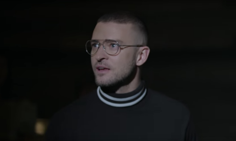 "Justin Timberlake Drops ""Filthy"" Single and Music Video"