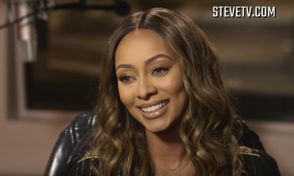 """Keri Hilson Opens Up About Struggles: """"I Hit Rock Bottom a Few Times"""" (Video)"""