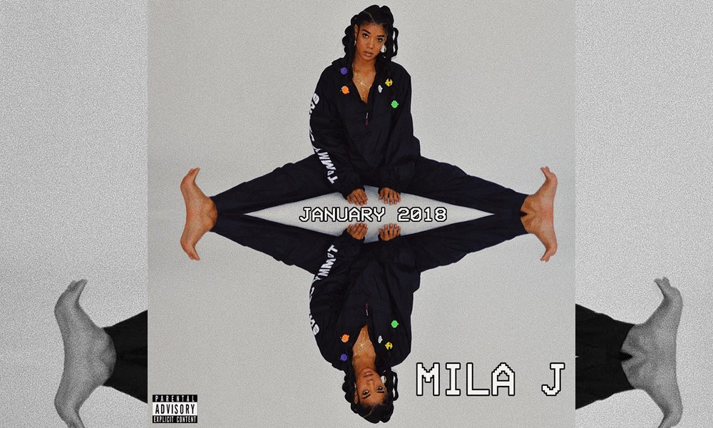 "Mila J Drops New Year Project Called ""January 2018"""