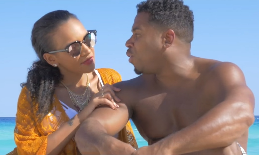"Bobby V Lives It Up In ""Lil Bit"""