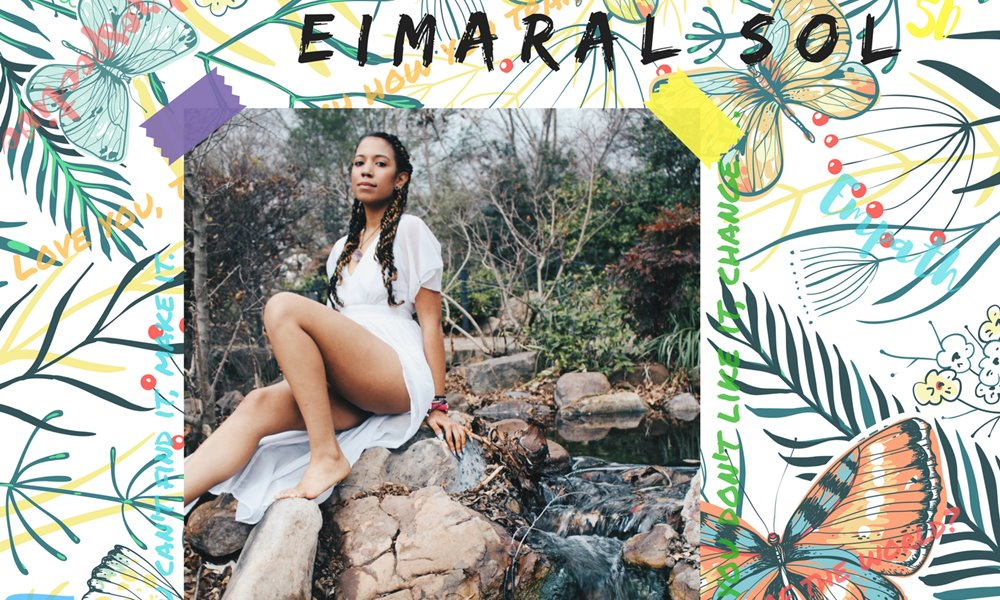 "Eimaral Sol Release Self-Expressive Single ""Y"""