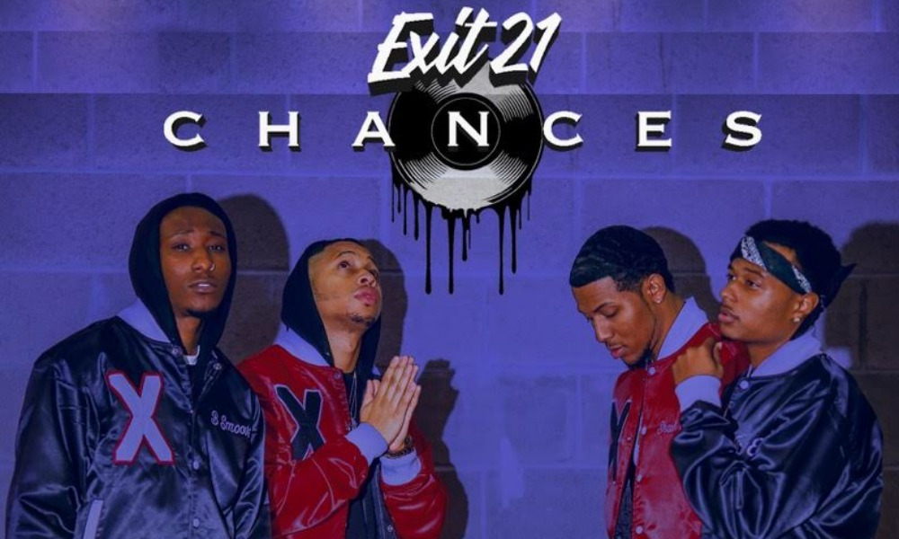 "Exit21 Issue Smooth New Single, ""Chances"""