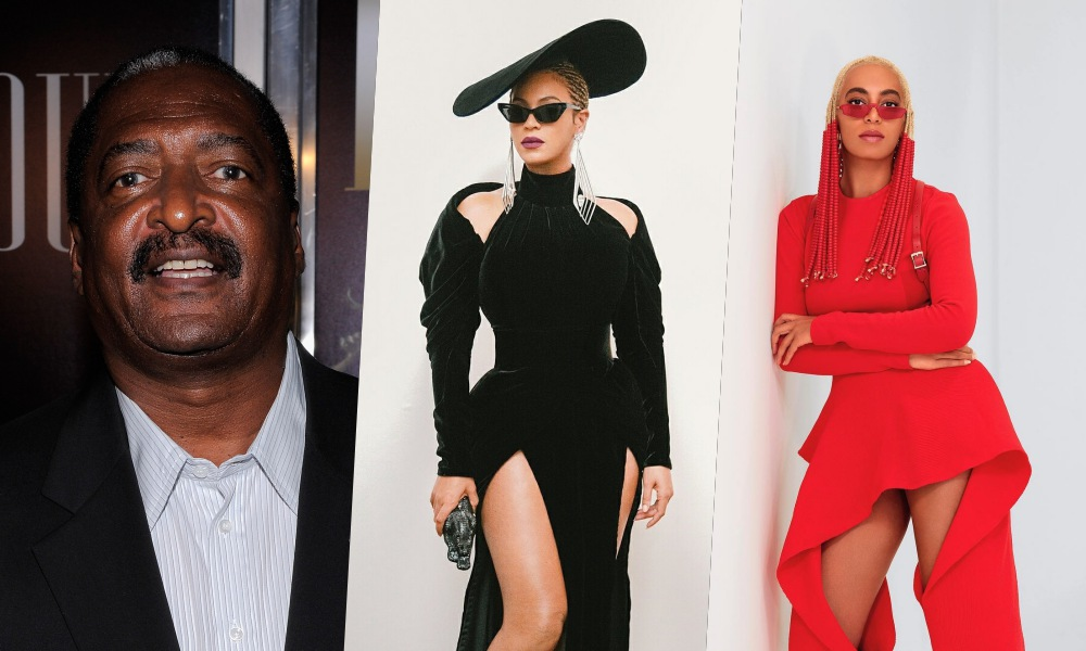Mathew Knowles Talks Colorism in Music and How His Daughters Beyonce & Solange Benefits