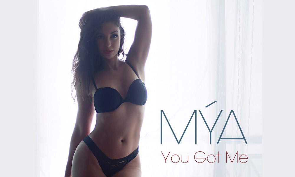 "Mya Drops Grown and Sexy Single, ""You Got Me"""