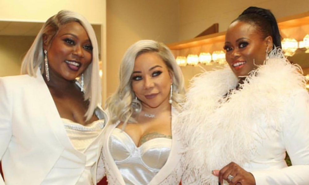 Xscape Debuts New Name In Wake of First Performance as a Trio