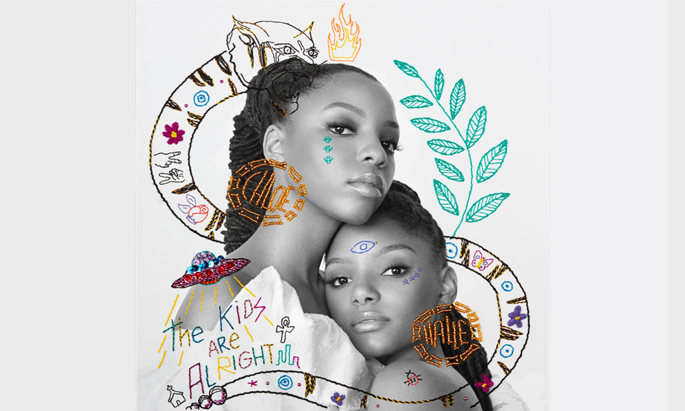 chloe-halle-the-kids-are-alright-cover