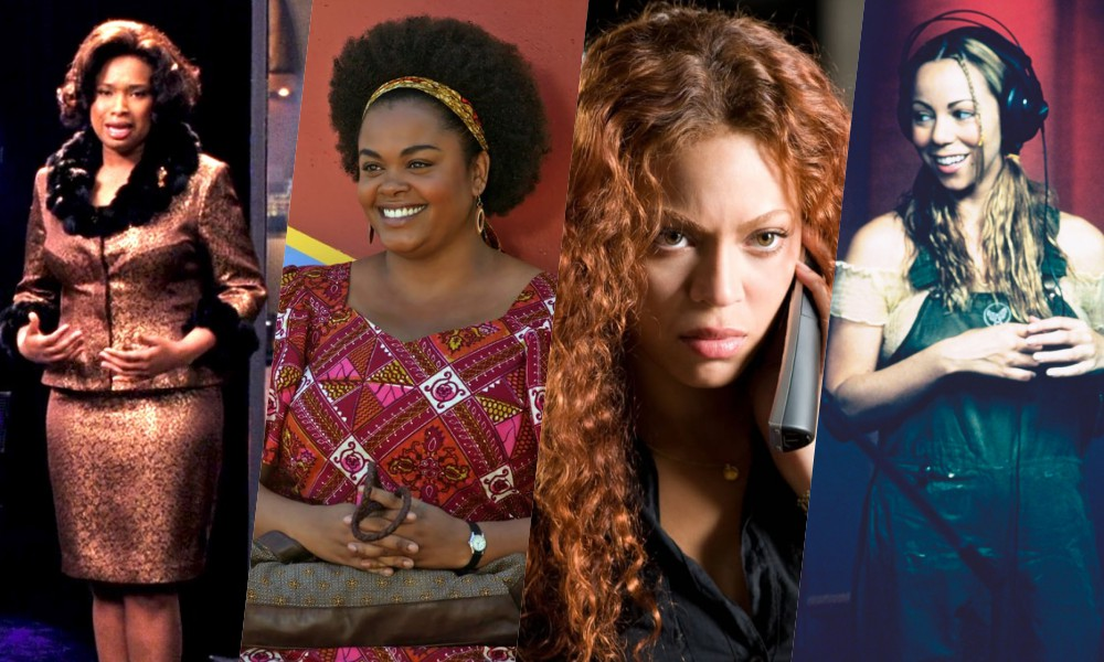 Celebrating Women's History Month: 11 R&B Singers Who We Love On Film