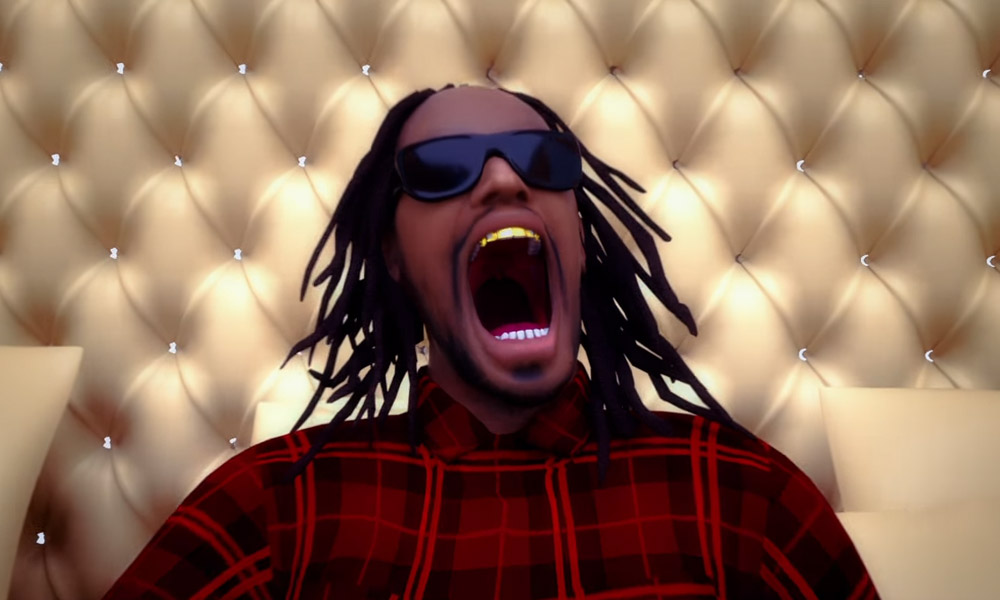Lil Jon Gets Animated With Offset and 2 Chainz in 'Alive' Music Video