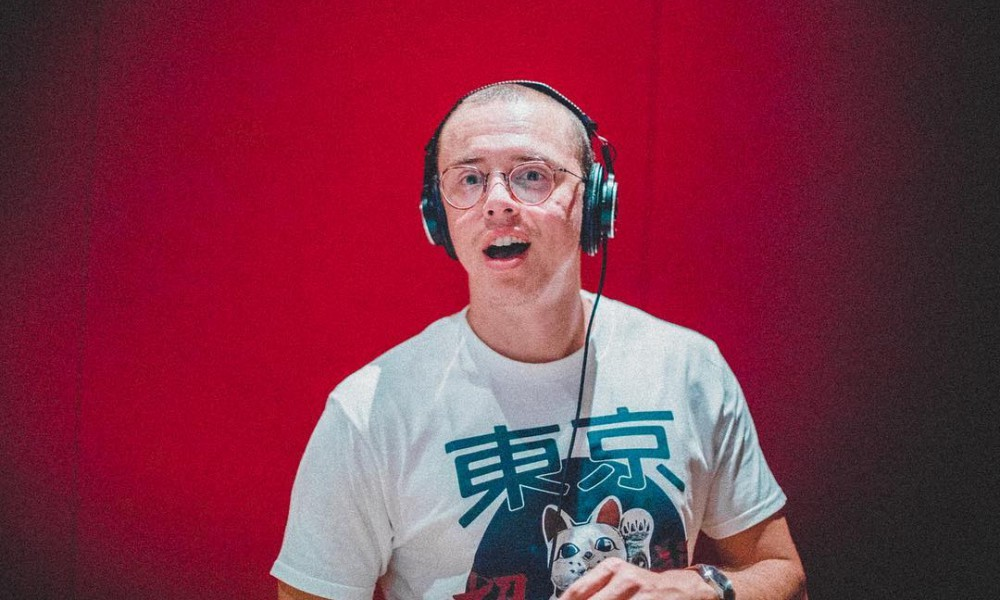 Rapper Logic and Wife Jessica Andrea Separate