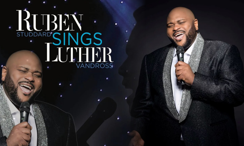 Ruben Studdard Celebrates The Late Luther Vandross With Tribute Album (Stream)