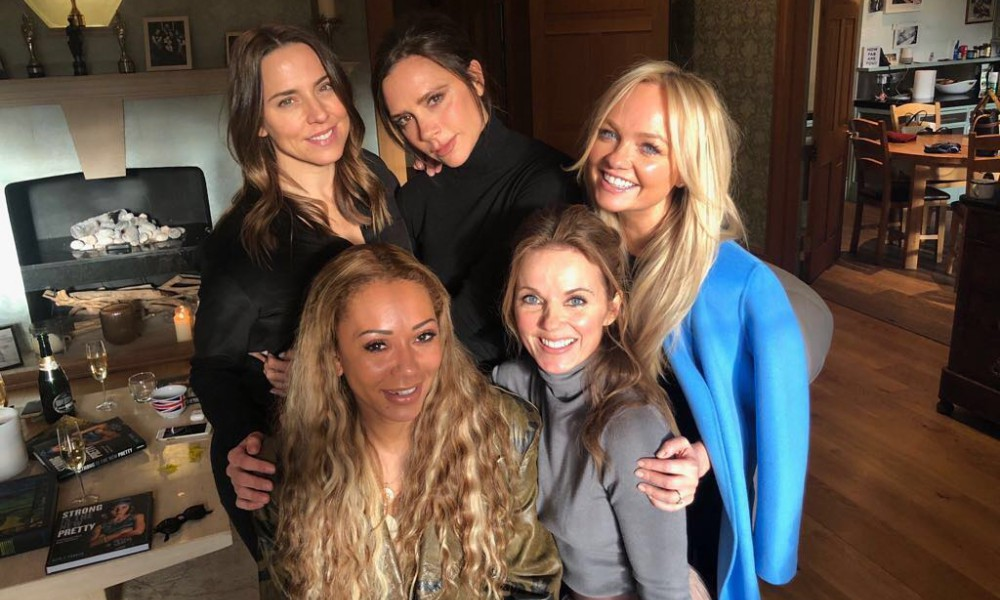 Spice Girls to Perform at Royal Wedding of Meghan Markle and Prince Harry?