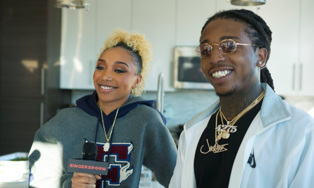 Singersroom & Rappersroom Launch New #MyRoom Series with Jacquees / Zonnique and OG Parker / Kollision