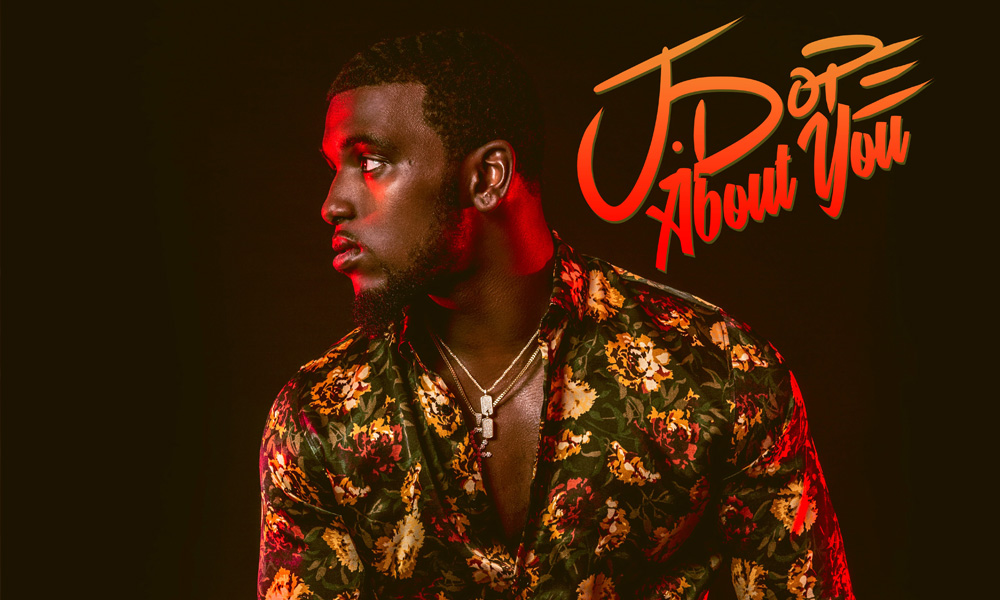 PREMIERE: JDope Releases Three-Track 'About You' EP