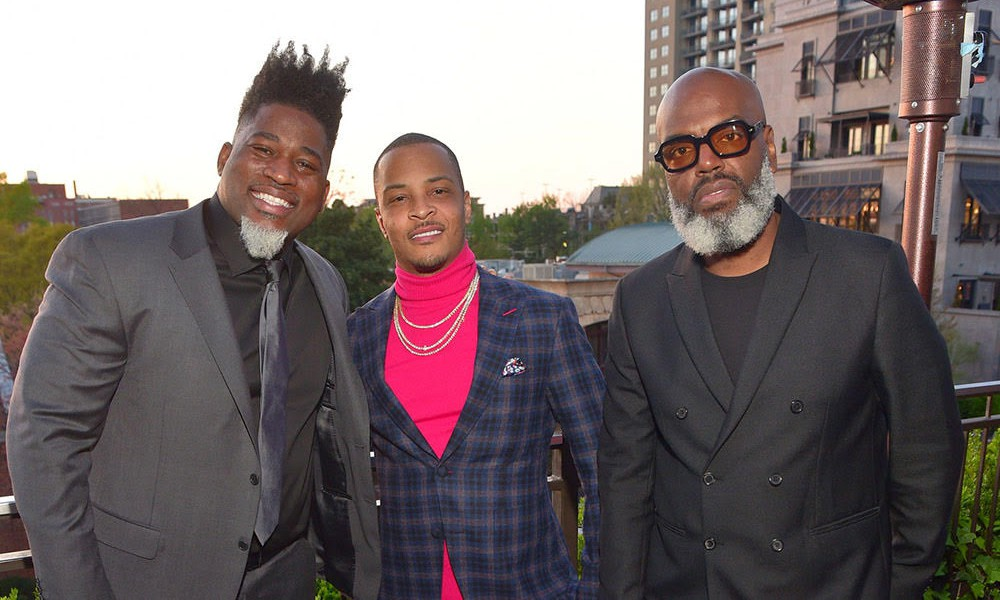 Hennessy VSOP Hosts David Banner's Private Celebrity Birthday Party