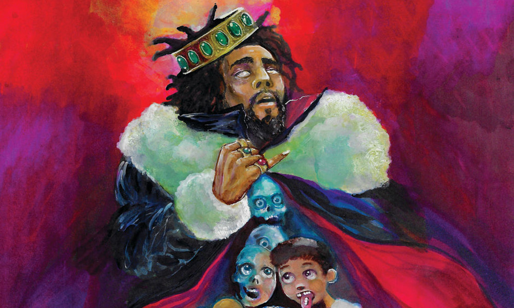 J. Cole Scores Fifth Consecutive Number One Album With 'KOD'