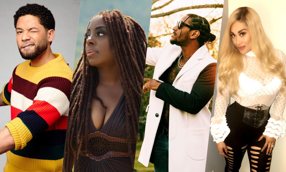 Ledisi, Jussie Smollett, Keke Wyatt, Lloyd, More Added to 2018 Essence Festival