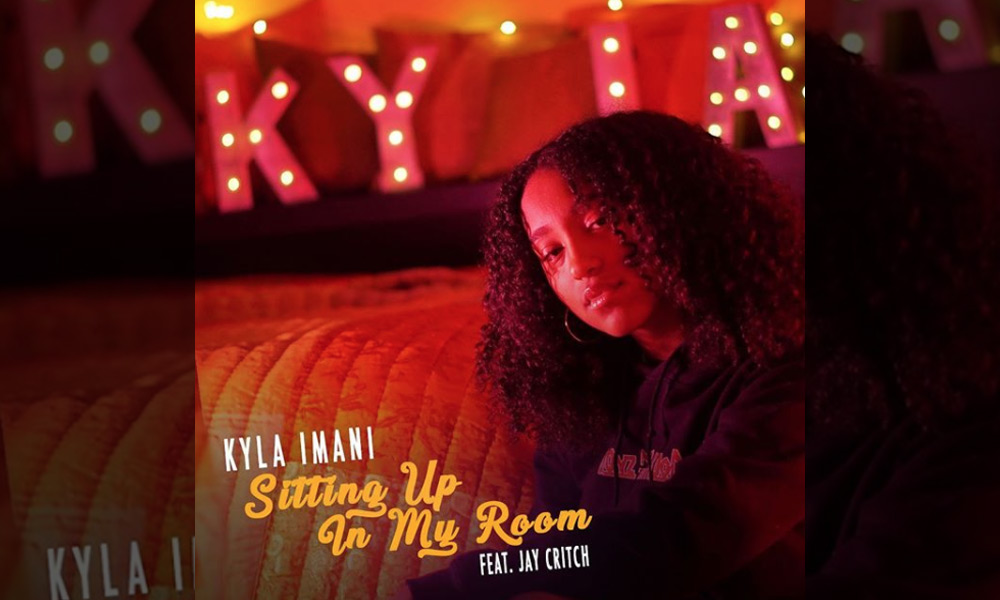 Kyla Imani Taps Jay Critch For New Single, 'Sitting Up in My Room'
