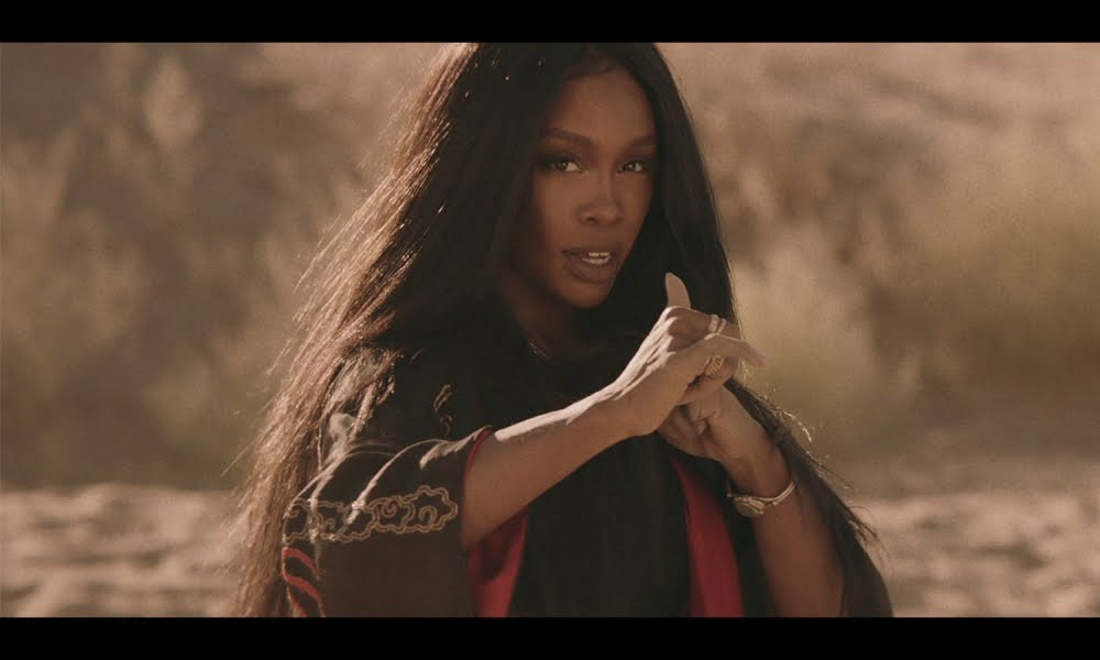 SZA – Doves in the Wind Feat. Kendrick Lamar