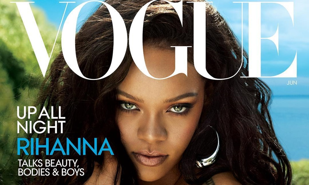 Rihanna Covers Vogue; Talks Personal Time, Body Image, Drake, More