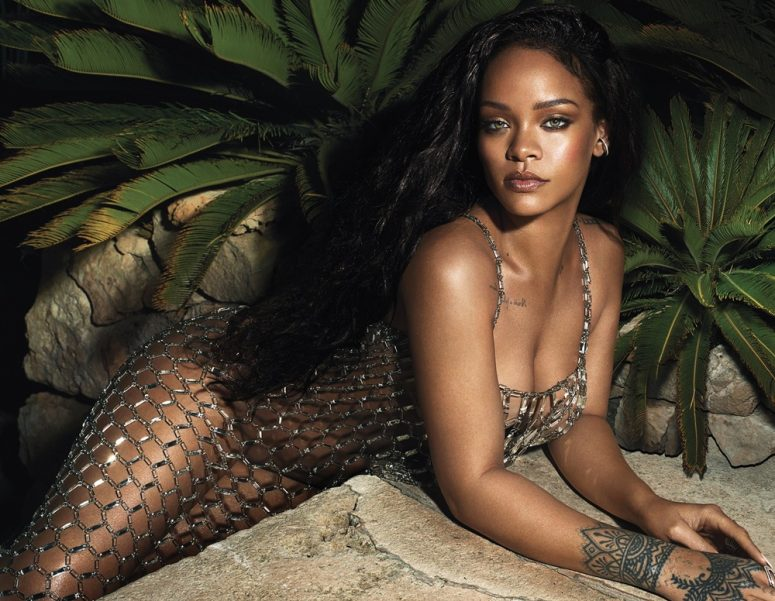 Rihanna Covers Vogue June 2018 Issue