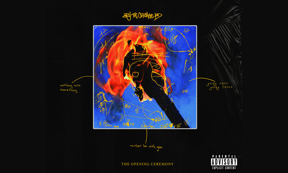 BJ The Chicago Kid Drops New EP, 'The Opening Ceremony'