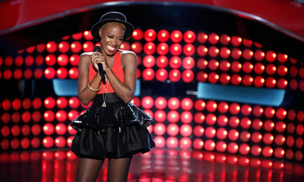 The Voice Contestant Kimberly Nichole Hits ATL For 'West Coast Seattle Girl Tour'