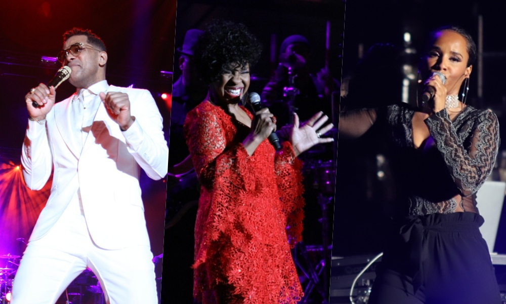 RECAP: Mother's Day Festival Feat. Maxwell, Gladys Knight & Vivian Green (Photos & Video)