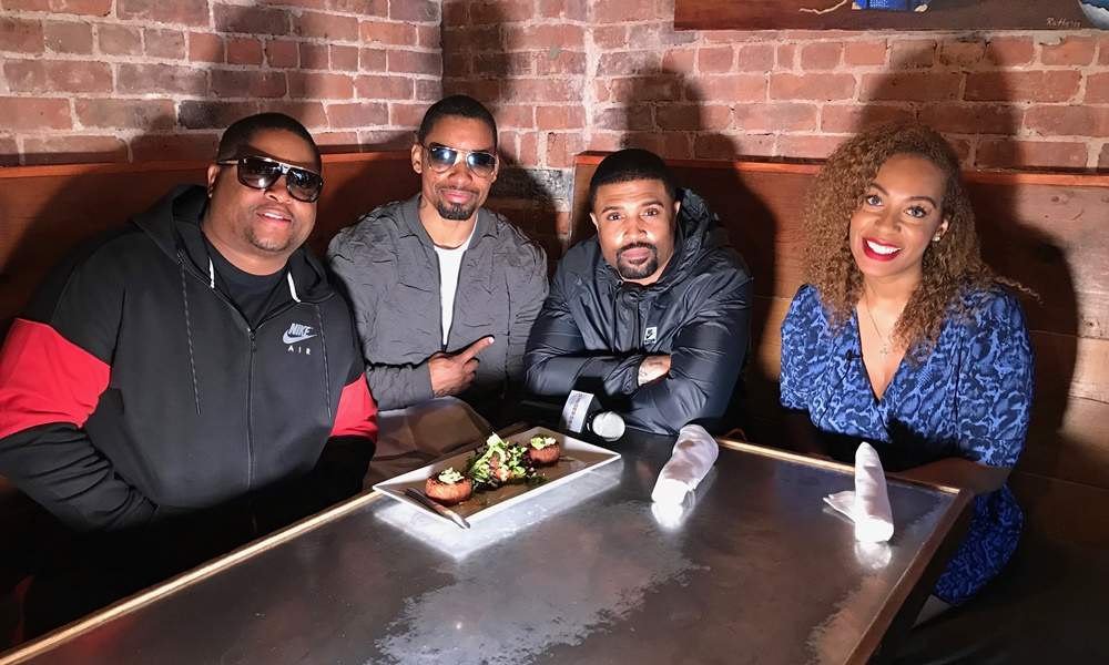 #SoulTasting: Singersroom Unveils Second Episode Featuring R&B Group NEXT